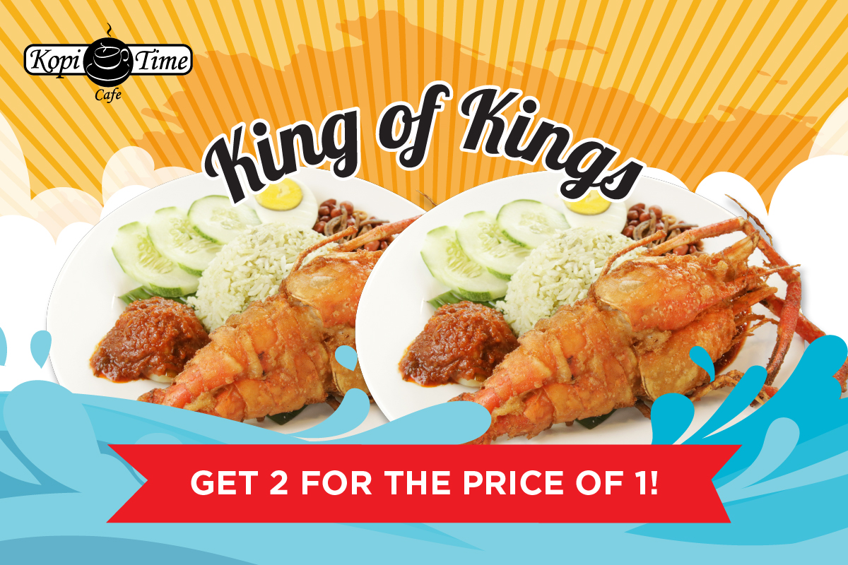 "Buy 1 Free 1 ""King of Kings"" Details Image"