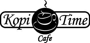 KopiTime Cafe Logo