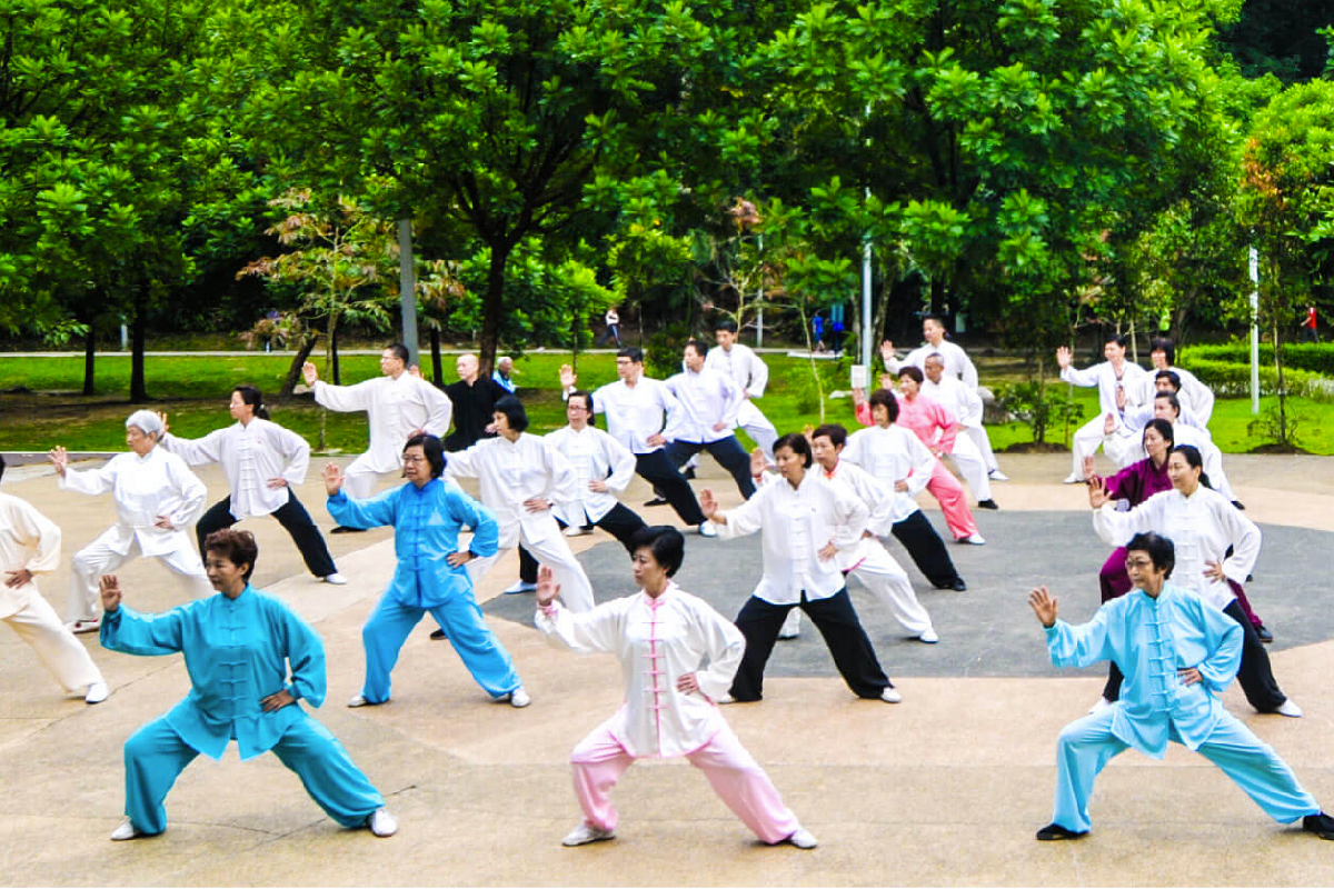 Free Weekly Tai Chi Classes (Every Tuesday) Details Image
