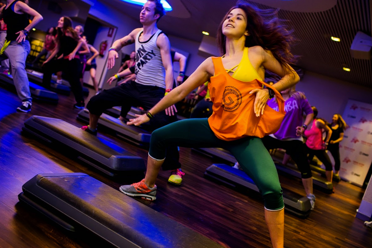 Free Weekly Zumba Classes (Every Wednesday) Details Image