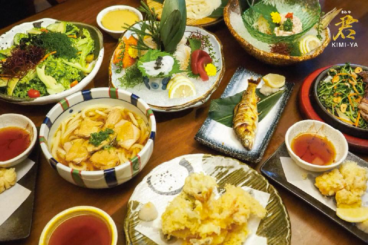 Win RM100 Worth of Kimiya Japanese Food Thumbnail